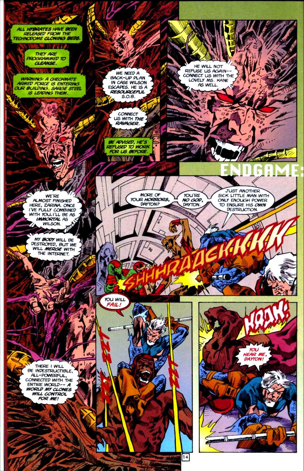 Deathstroke (1991) Issue #50 #55 - English 25