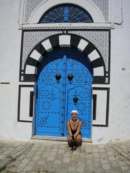 Drzwi Sidi bu Said