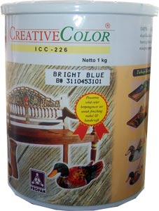 IMPRA CREATIVE COLOR ICC 226 - merk cat kayu non toxic