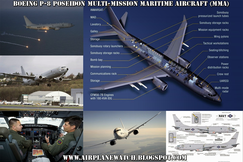 Boeing P-8 POSEIDON Multi-Mission Maritime Aircraft (MMA)