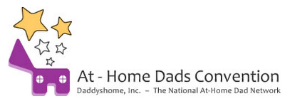 At Home Dads Convention Banner