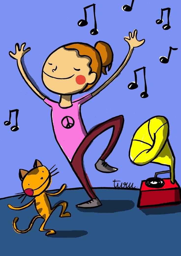 Ballar ens fa feliços!