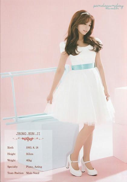 Eunji Pink Paradise