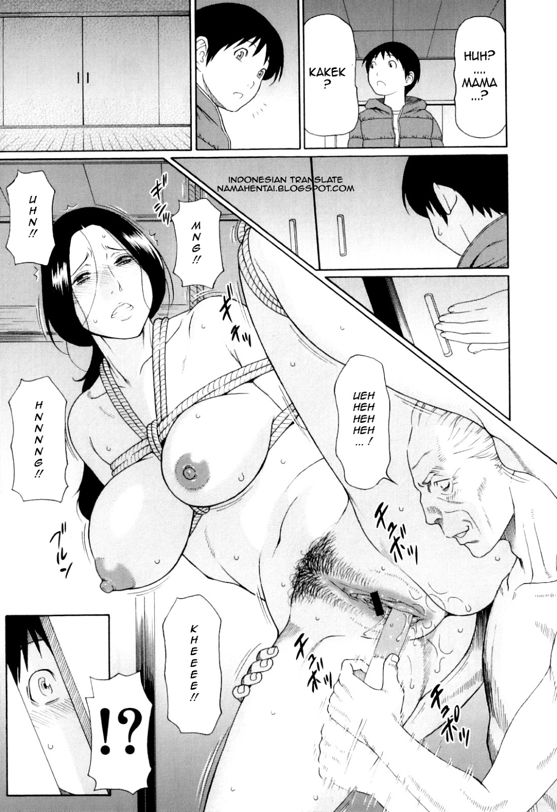Sacré potentiel komik hentai chapter slut her