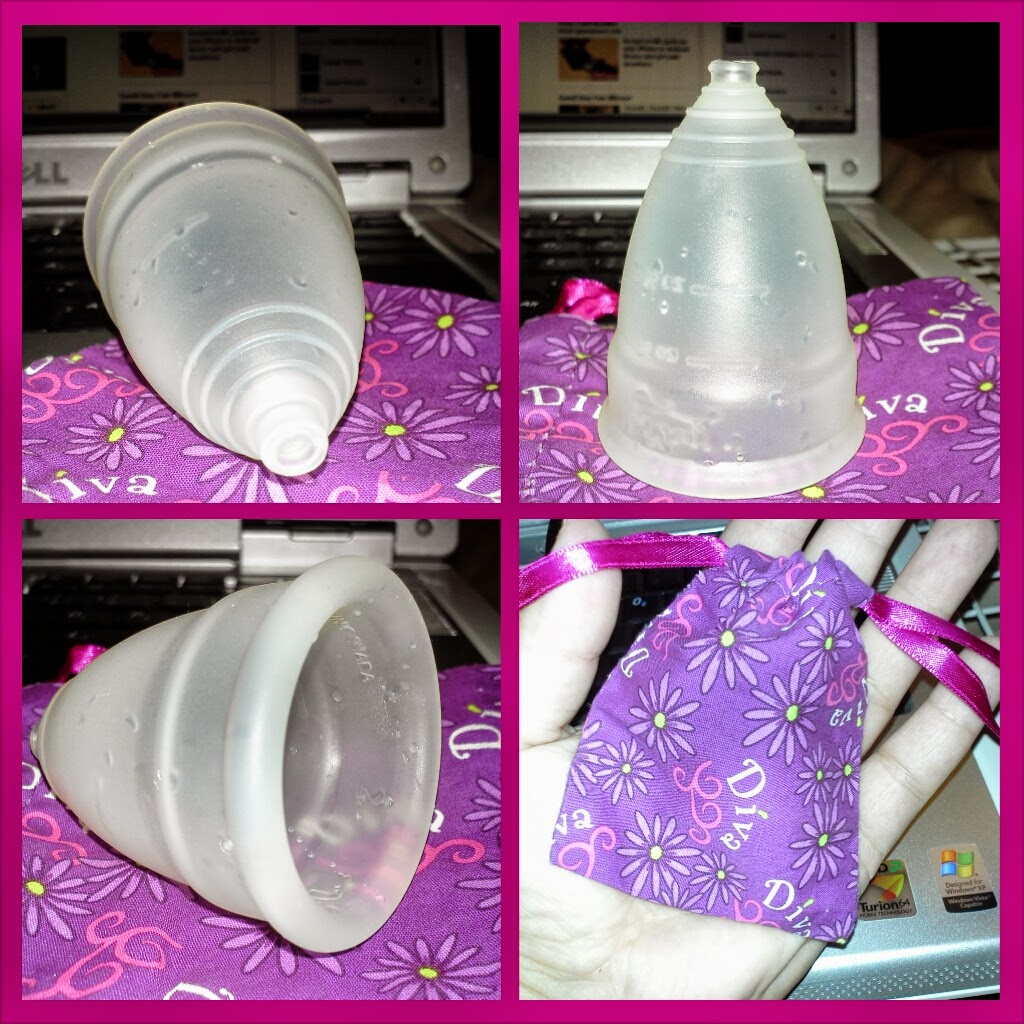 My life with menstrual cups pros and cons diva cup for A diva cup