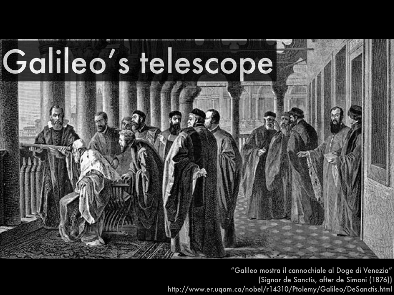 galileo telescope essay 5should galileo be given any credit at all for the invention of the telescope 6what exactly did galileo see through his telescope that caused him to conclude.
