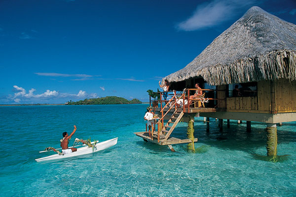 Bora bora bora bora island vacation for Best relaxing vacation spots