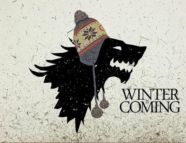 gorrito lana winter is coming - Juego de Tronos en los siete reinos