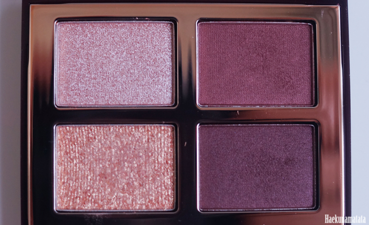 Charlotte Tilbury The VIntage Vamp Swatch and Review
