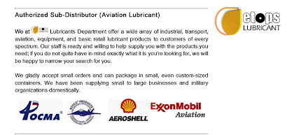 aviation lubricant