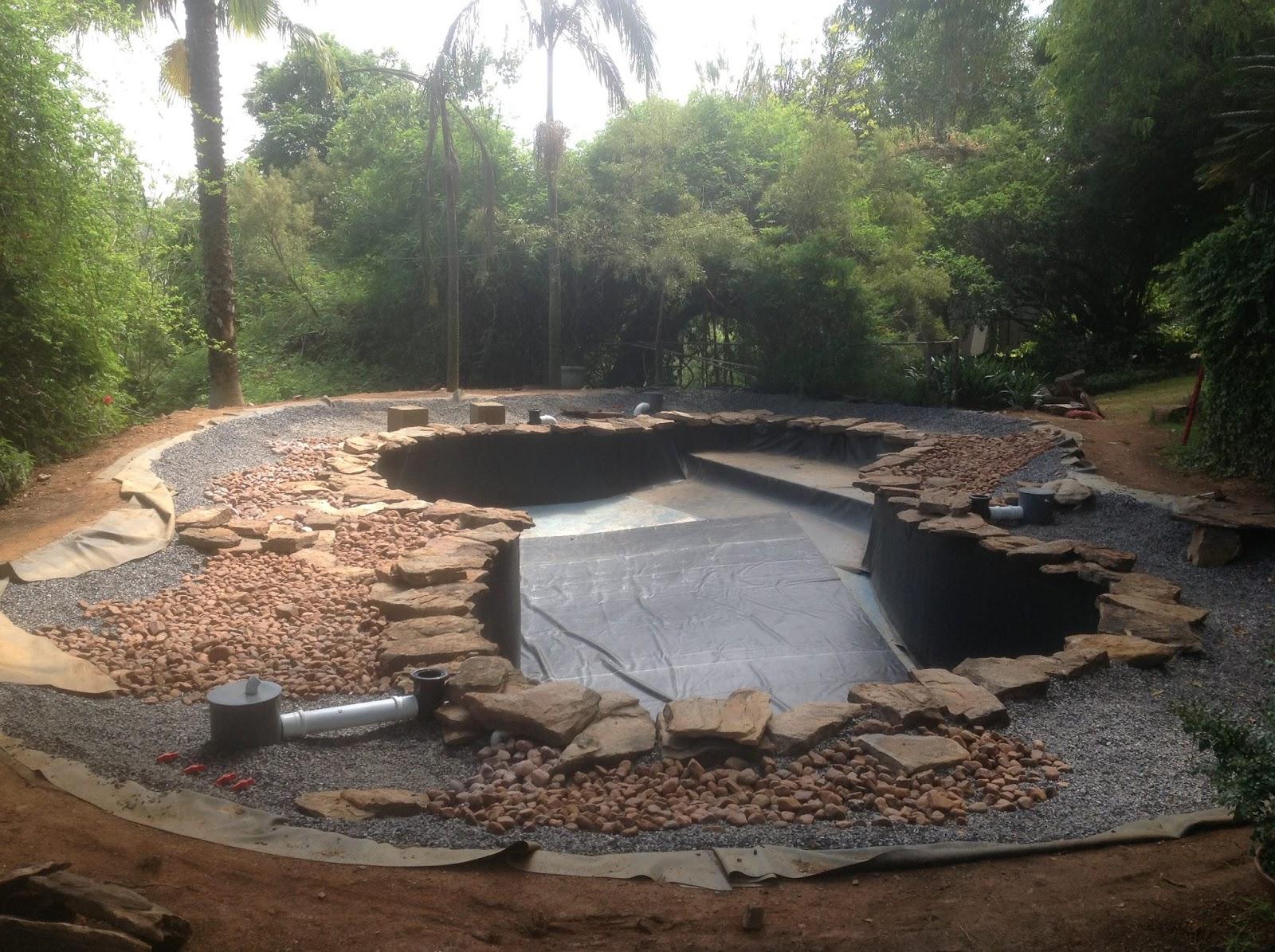 Piscinas naturales construcci n y dise o for Construccion albercas naturales