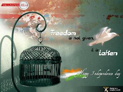 Indian Independence Greetings Wallpapers