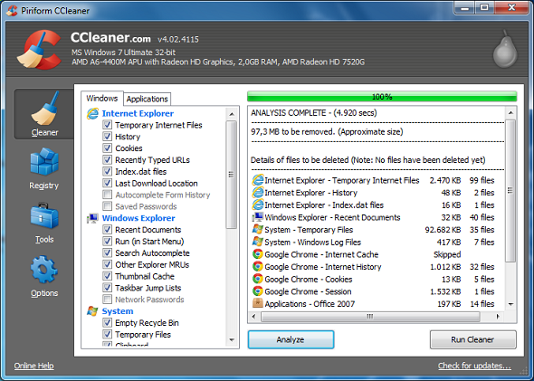 CCleaner 4.02.4115