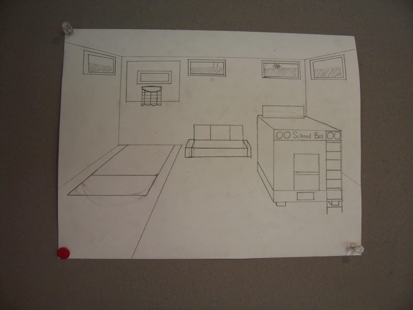 Irvington Community Middle School Art Room Interiors 8th
