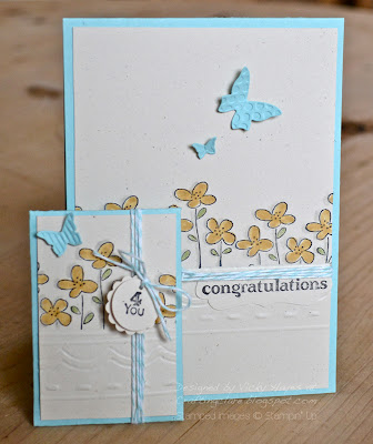 card using Easy Events by Stampin' Up