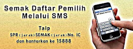 SMS DAFTAR PEMILIH