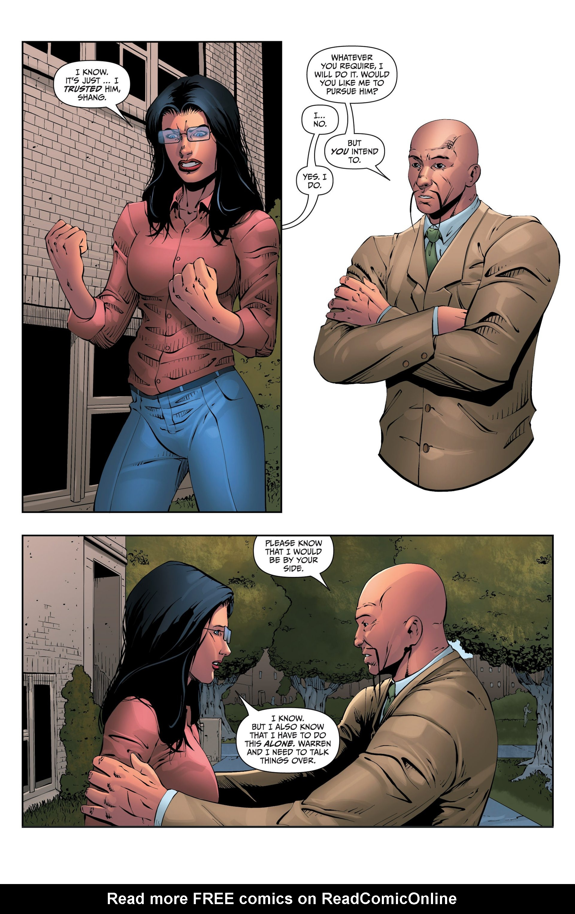 Grimm Fairy Tales (2005) Issue #91 #94 - English 10