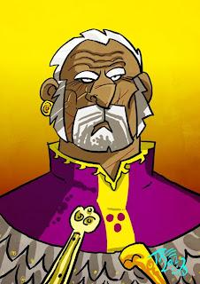 ben plumm el moreno - Juego de Tronos en los siete reinos