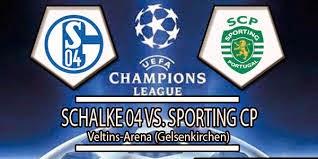 Шальке-04 – Спортинг. Лига Чемпионов 2014-15