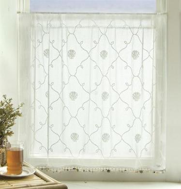 Balloon Curtains Lace7