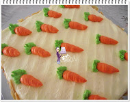 CARROT CHEESE CAKE