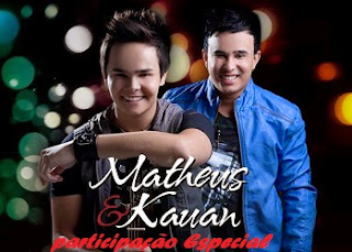 Matheus e Kauan - Participa��o Especial