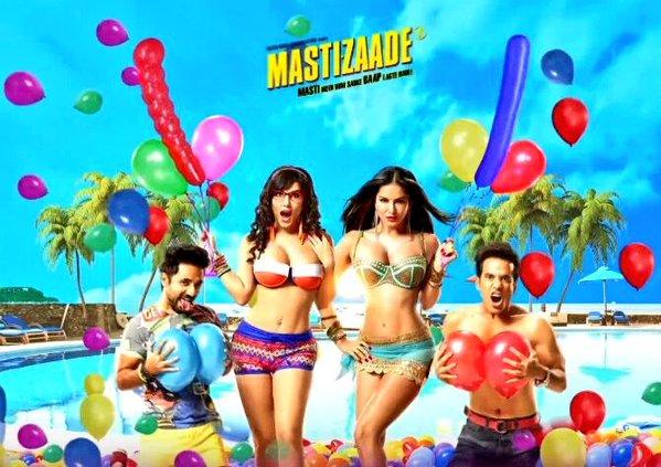 Mastizaade (2016) Hindi Full Movie 720p HDRip
