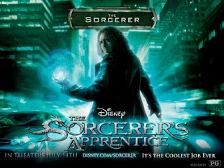 Wallpaper Film - The Sorcerer's Apprentice