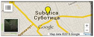 Korzo Apartmani Subotica