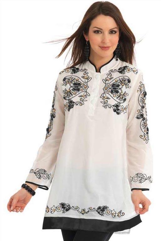 Girls Tops 2014 Fashion Style Pakistani Fashion Fashion Jewelry Lehenga Styles