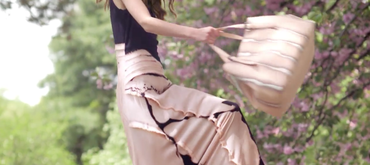 Bottega Veneta Debuts Cruise 14/15 Ad Campaign Video!