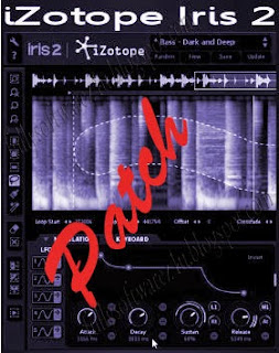 iZotope Iris 2 Patches Crack Free Download