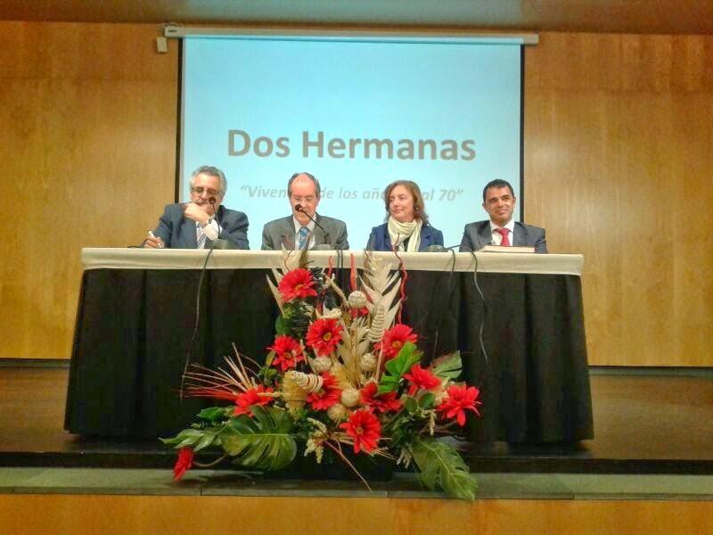 """CONFERENCIA SOBRE EL TEMA """"LA DOS HERMANAS ÉPOCA 1950-1970"""
