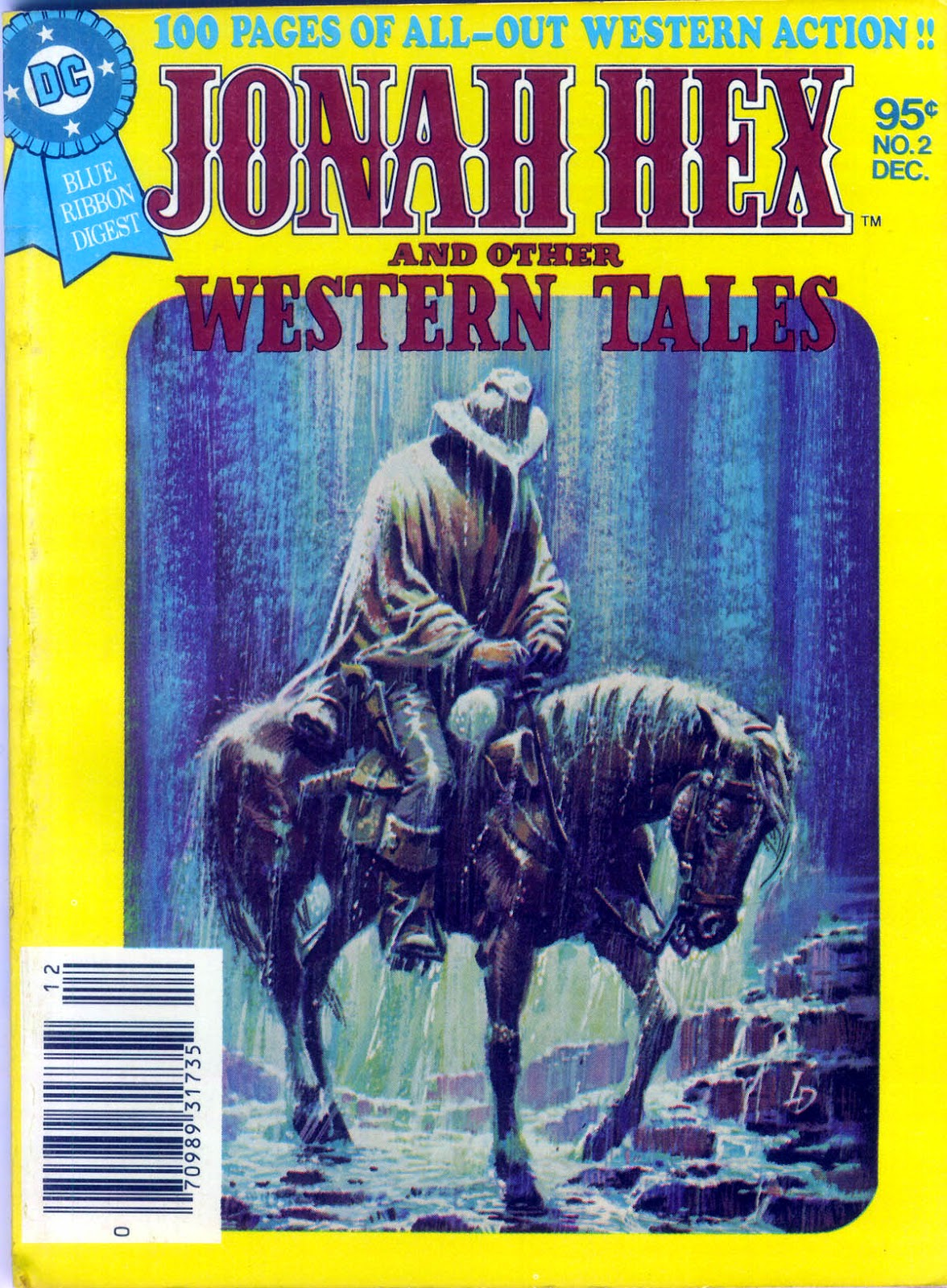 The Bronze Age Of Blogs Jonah Hex Hi Hansithe Codes Do Point To An Electrical Problem With Transfer Hardly Ever Bought Westerns Back In War Books Either Or Dc Mystery Titles For That Matter Didnt See When