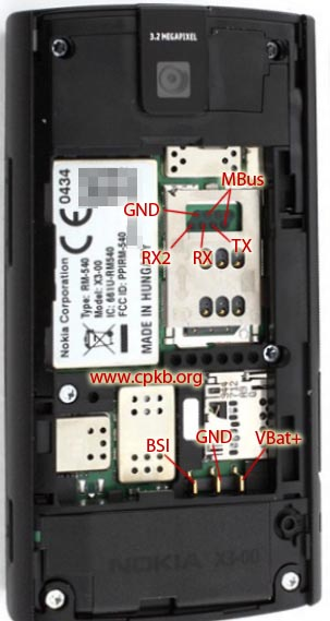 Nokia x2-00 rm-618 schematics v30 - схемы (schematics) nokia