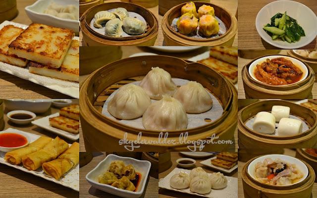 dim sum - Crystal Jade Shanghai Delight Weekday Dimsum Buffet