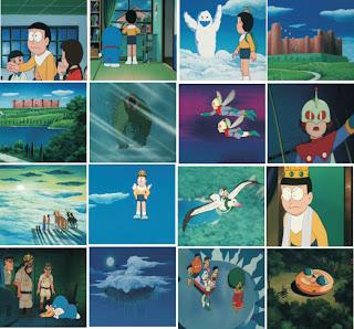 Cerita Nobita and the Kingdom of Clouds