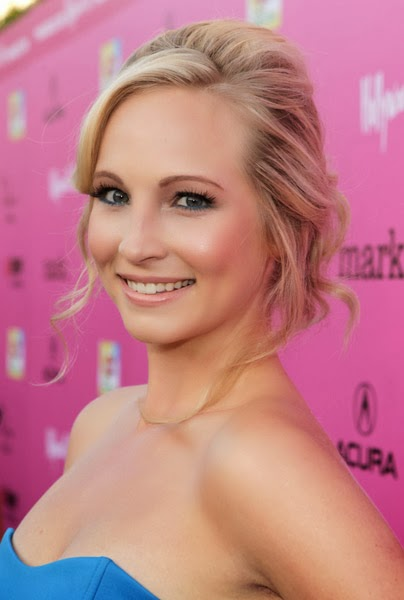 Beautiful Caroline Forbes - The Vampire Diaries