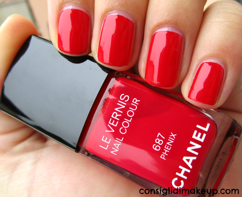NOTD: Phenix - Chanel