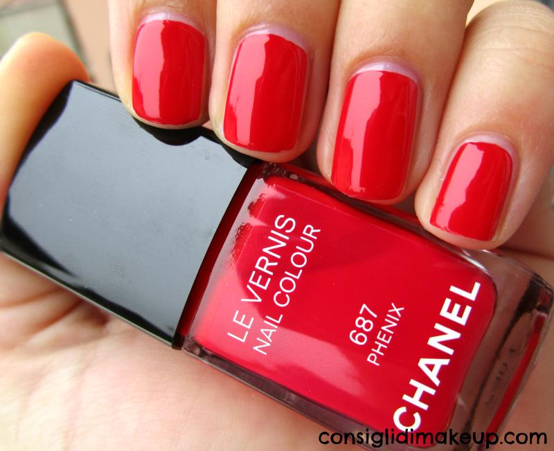 NOTD: Phenix - Chanel