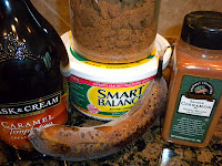 Gourmet Banana Butter Ingredients
