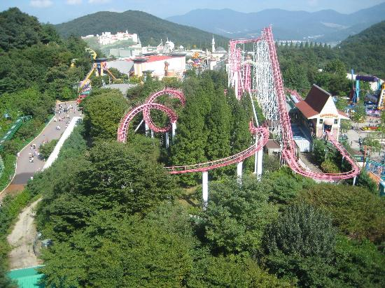 Our Interesting Places Seoul Korea