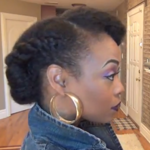 Images Of Natural Hair Styles Natural Hairstyles natural