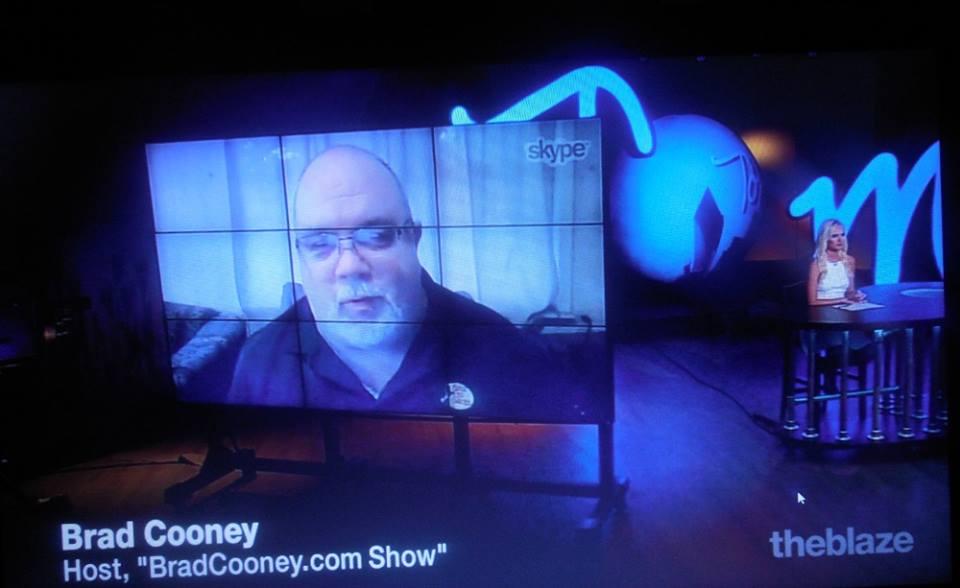 Brad Cooney Tomi Lahren Show