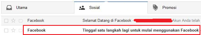 gmail konfirmasi
