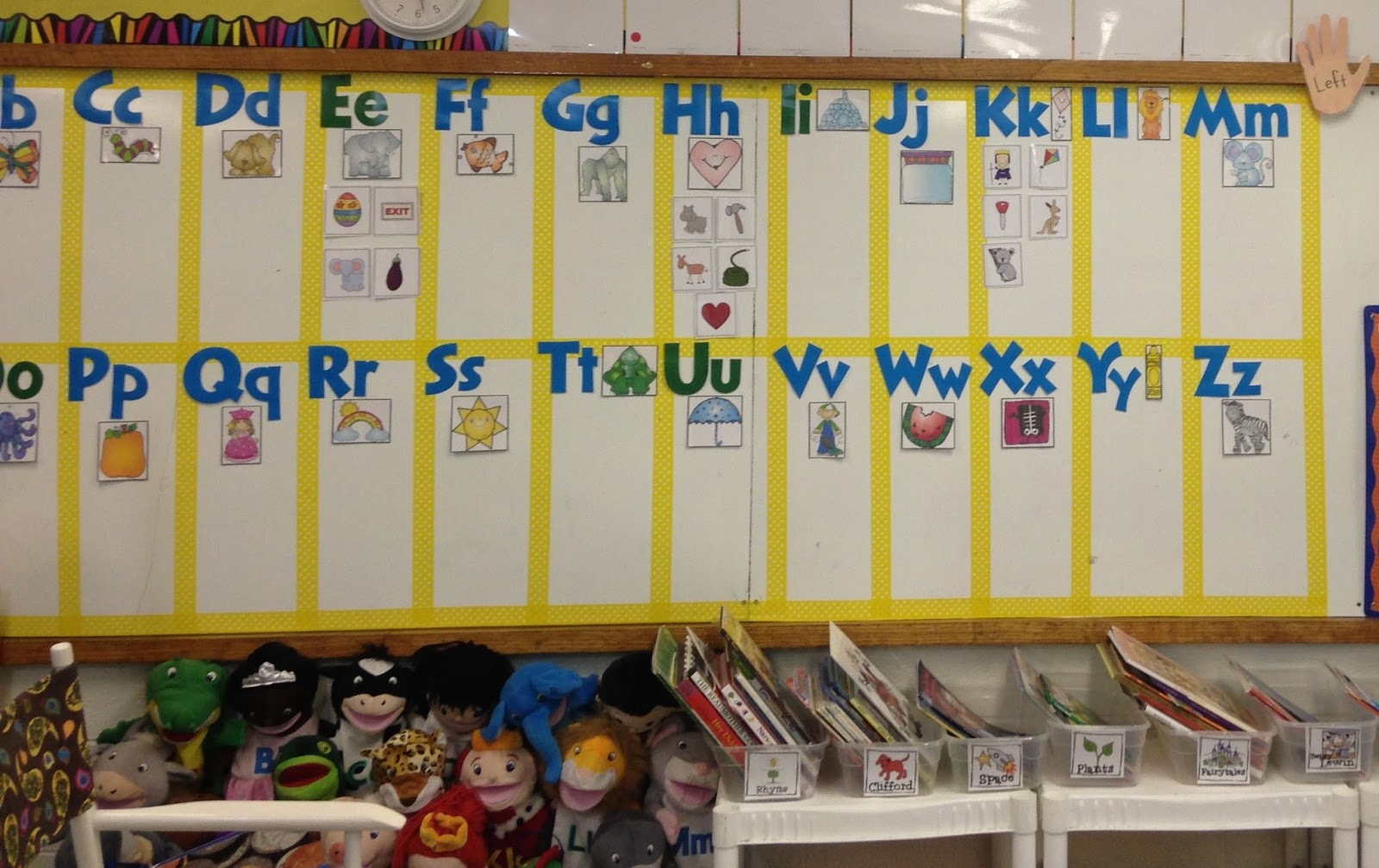 Sight Words and Word Walls - Littlest Scholars