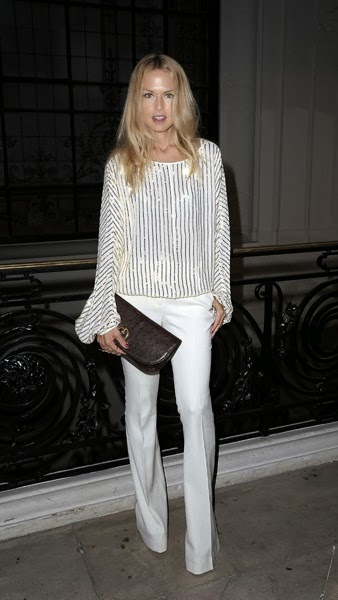 Stylist Rachel Zoe in modest outfit hijab tznius | Mode-sty