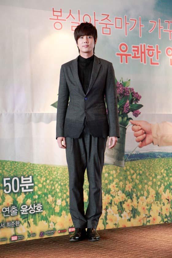 """[DRAMA] 23/08/2011 - Kim KyuJong @ """"Saving Mrs. Go BongShil"""" 20"""