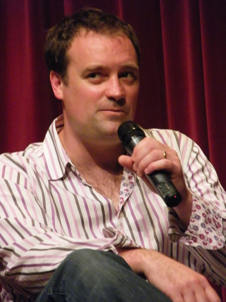 David Hewlett 2013 Hollywood Celeb...