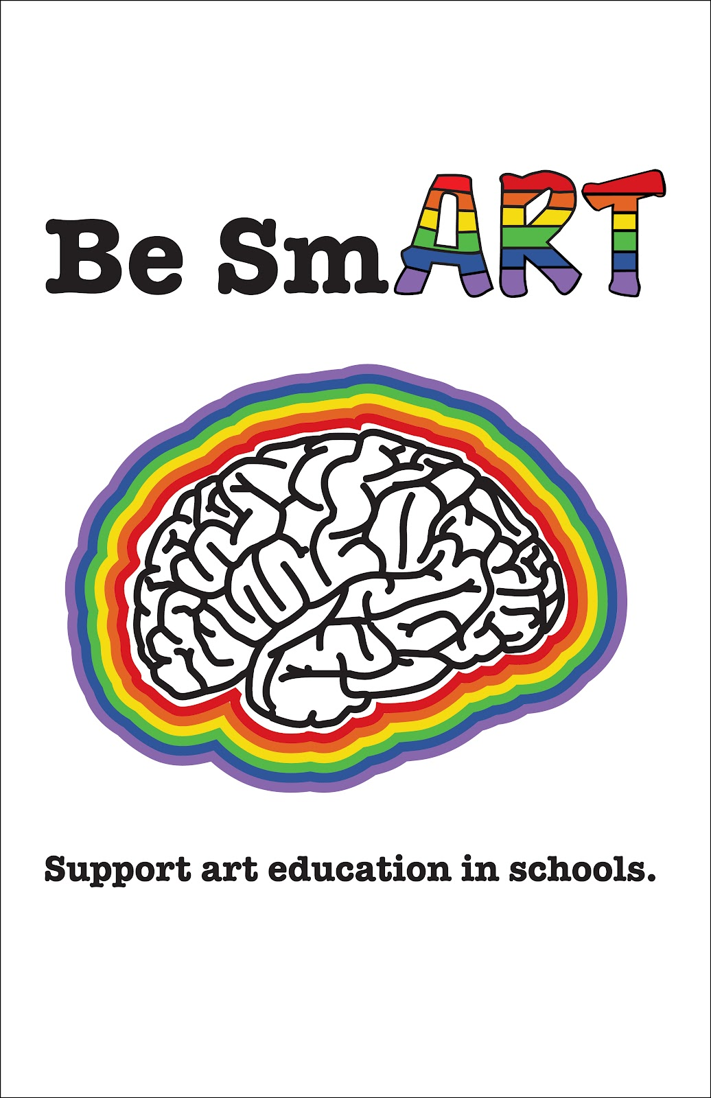 Believer.: Art Education Posters